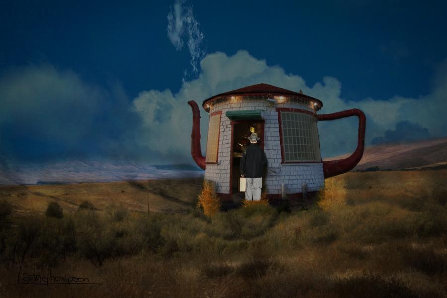 Teapot Portal